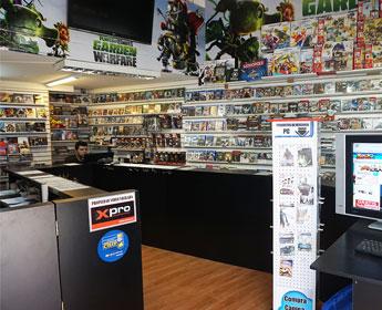 tiendas de consolas y videojuegos en santiago
